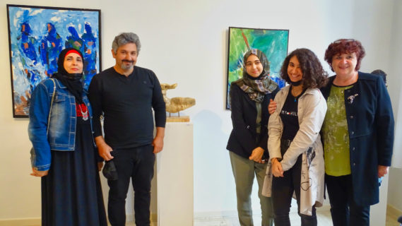 Exposition Nostalgie d'Iyad Sabbah