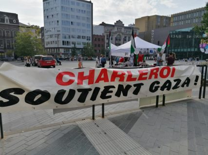 Photo : Plate-forme Charleroi-Palestine